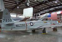 137939 - Lockeed T-33B at the Pueblo Weisbrod Aircraft Museum, Pueblo CO