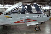 137939 - Lockeed T-33B at the Pueblo Weisbrod Aircraft Museum, Pueblo CO