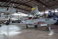 137939 - Lockeed T-33B at the Pueblo Weisbrod Aircraft Museum, Pueblo CO - by Ingo Warnecke