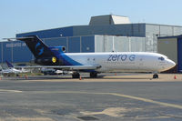 N794AJ @ DAL - Zero-G 727 at Dallas Love Field