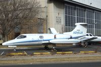 N241JA - Learjet 24 at the Wings over the Rockies Air & Space Museum, Denver CO