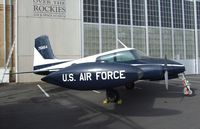 57-5854 - Cessna 310 (U-3A) at the Wings over the Rockies Air & Space Museum, Denver CO