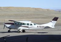 N7608U @ CNY - Cessna T207A Turbo Stationair 7 at Canyonlands Field airport, Moab UT