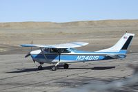 N3461S @ CNY - Cessna 182H Skylane at Canyonlands Field airport, Moab UT