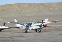N73727 @ CNY - Cessna T207A Turbo Stationair 8 at Canyonlands Field airport, Moab UT