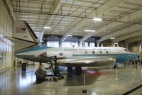 62-4201 - Lockheed C-140B JetStar at the Hill Aerospace Museum, Roy UT - by Ingo Warnecke