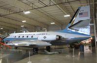 62-4201 - Lockheed C-140B JetStar at the Hill Aerospace Museum, Roy UT - by Ingo Warnecke