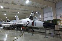 57-0833 - Convair F-102A Delta Dagger at the Hill Aerospace Museum, Roy UT - by Ingo Warnecke