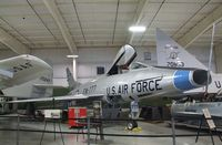 52-5777 - North American F-100A Super Sabre at the Hill Aerospace Museum, Roy UT - by Ingo Warnecke