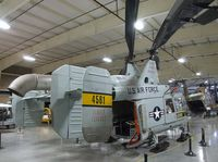 62-4561 - Kaman HH-43F Huskie at the Hill Aerospace Museum, Roy UT - by Ingo Warnecke