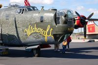 N224J @ GIF - 1944 Consolidated B-24J N224J at Gilbert Airport, Winter Haven, FL - by scotch-canadian