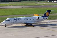 D-ACHF @ LSZH - Lufthansa Regional Jet - by Loetsch Andreas