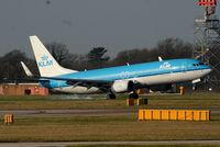 PH-BXV @ EGCC - KLM Royal Dutch Airlines - by Chris Hall