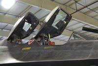 61-7981 - Lockheed SR-71C Blackbird at the Hill Aerospace Museum, Roy UT - by Ingo Warnecke