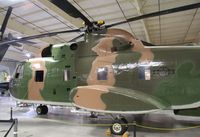 65-12790 - Sikorsky CH-3E Jolly Green Giant at the Hill Aerospace Museum, Roy UT - by Ingo Warnecke