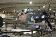 137749 - North American T-28B Trojan at the Hill Aerospace Museum, Roy UT - by Ingo Warnecke