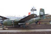 63-9757 - DeHavilland Canada C-7B Caribou at the Hill Aerospace Museum, Roy UT - by Ingo Warnecke