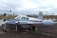 57-5869 - Cessna L-27A (U-3A) at the Hill Aerospace Museum, Roy UT - by Ingo Warnecke