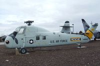 148943 - Sikorsky SH-34J Seabat / HH-34J Choctaw at the Hill Aerospace Museum, Roy UT - by Ingo Warnecke
