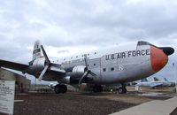53-0050 - Douglas C-124C Globemaster II at the Hill Aerospace Museum, Roy UT