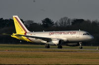 D-AGWR @ EGCC - GermanWings - by Chris Hall
