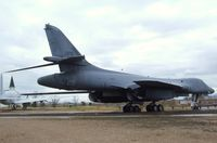 83-0070 - Rockwell B-1B Lancer at the Hill Aerospace Museum, Roy UT