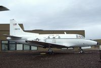 61-0674 - North American CT-39A Sabreliner at the Hill Aerospace Museum, Roy UT - by Ingo Warnecke