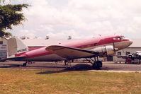 N123DZ @ OPF - Florida Air Cargo - by Henk Geerlings