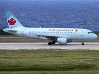 C-GAQZ @ TNCC - Air Canada - by Casper Kolenbrander