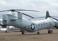 56-2142 - Piasecki H-21C Shawnee at the Hill Aerospace Museum, Roy UT