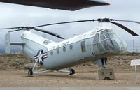 56-2142 - Piasecki H-21C Shawnee at the Hill Aerospace Museum, Roy UT - by Ingo Warnecke
