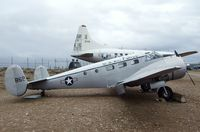 N87688 - Beechcraft C-45H Expeditor at the Hill Aerospace Museum, Roy UT