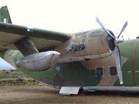 N3836A - Fairchild C-123K Provider at the Hill Aerospace Museum, Roy UT