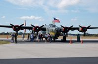 N224J @ GIF - 1944 Consolidated B-24J at Gilbert Airport, Winter Haven, FL - by scotch-canadian