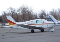 N3432M @ KRXE - Piper PA-28-161 Warrior II at Rexburg-Madison County airport, Rexburg ID