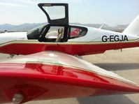 G-EGJA - TB 20 megara Greece - by john Ronson