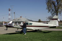 N6720J @ KTVK - At the Centerville Fly In - by Floyd Taber