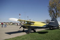 N7247D @ KTVK - At the Centerville fly in - by Floyd Taber