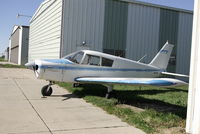 N7249F @ KTVK - A somewhat neglected 140 at the Centerville Fly In - by Floyd Taber