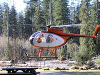 N1088G - Hauling a load of gravel into the backcountry in the Hoh Rainforest near Forks Washington. - by jon spencer