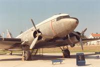 6052 - THK Aviation Museum - Istanbul 1990 - by Henk Geerlings
