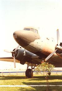 6008 - Yesilkoy Air Force Museum - Istanbul 1990 - by Henk Geerlings