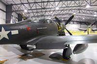 N163FS @ KRXE - Bell P-63C Kingcobra at the Legacy Flight Museum, Rexburg ID