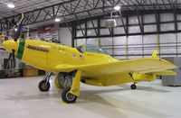 N51RH @ KRXE - North American P-51D Mustang 'Ole Yeller' at the Legacy Flight Museum, Rexburg ID