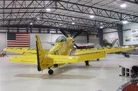 N51RH @ KRXE - North American P-51D Mustang 'Ole Yeller' at the Legacy Flight Museum, Rexburg ID