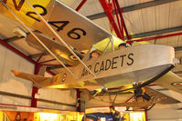 XN246 - At Solent Sky Museum , Southampton - by Terry Fletcher