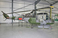 XV127 - Westland Scout AH.1, c/n: F9702 at Army Flying Museum at Middle Wallop