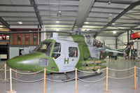 XZ675 - 1981 Westland Lynx AH.7, c/n: 240 at Army Flying Museum , Middle Wallop