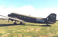 A65-71 - Photo taken during the Skyraces Tasmania, Valleyfield Tasmania.Australian War Memorial Heritage  Dakota VHCIN - by Henk Geerlings