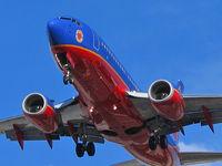 N215WN @ KLAS - Southwest Airlines